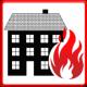 Gebäudebrand - Groß