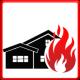 Gebäudebrand - Klein